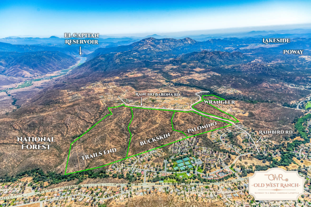Old West Ranch | California Ranch Land For Sale - Rural Real