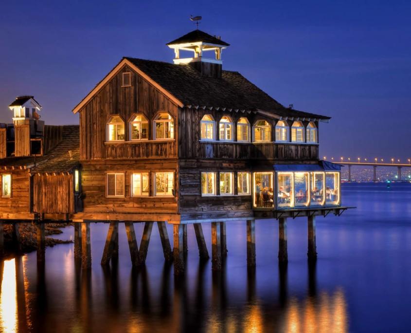 Seaport Village Pier
